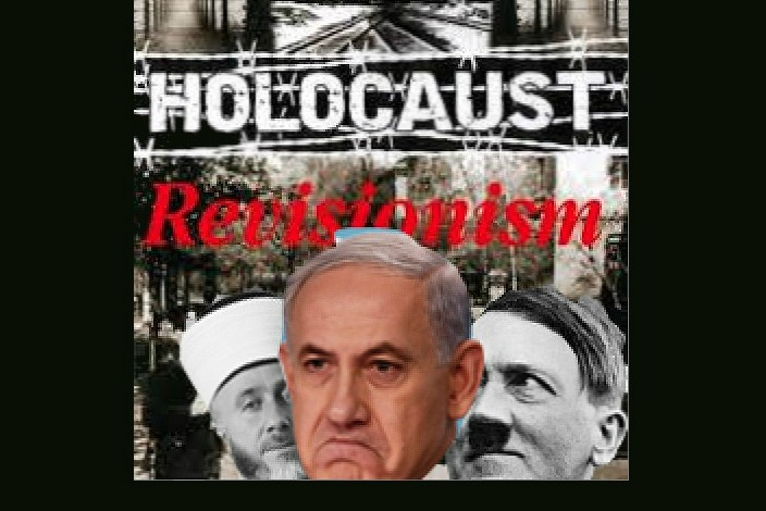 Hot off the Press – Netanyahu is a History Revisionist