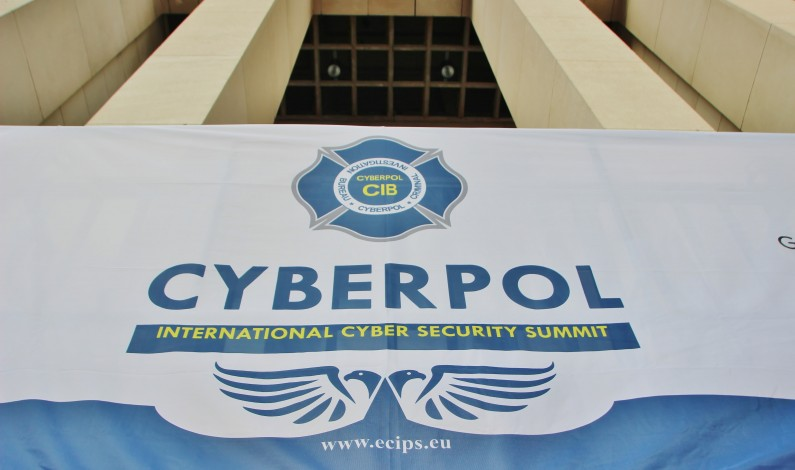 First CYBERPOL International Cyber Security Summit 2015 a Great Success