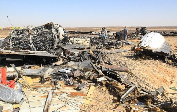 Russian Jet Crash A321- A Bomb On Board? UPDATED