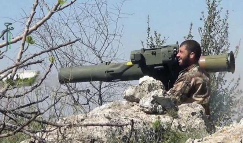 Saudi's Hit with their own TOW Missiles, Recovered From Al Qaeda