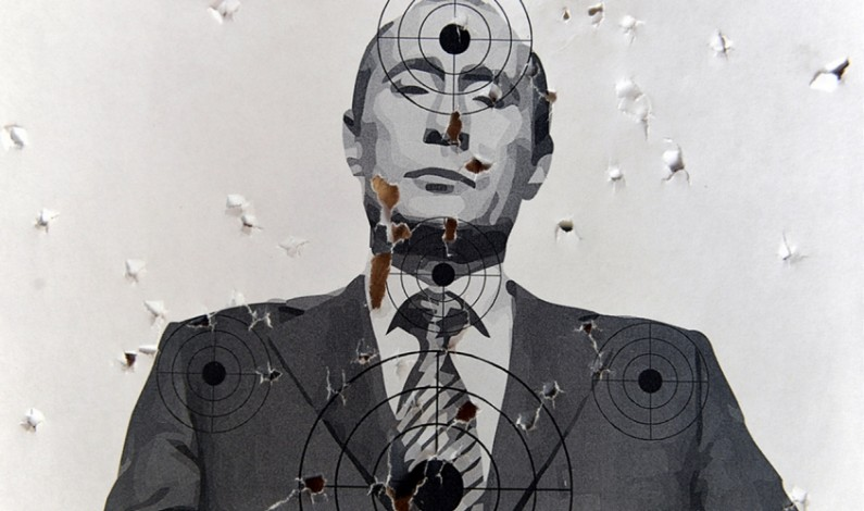 "Austrians Train Europe Police for ""Fantasy"" Putin Assassination"