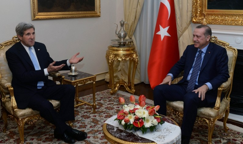US, Turkey launch operation to take entire border with Syria under control – Kerry