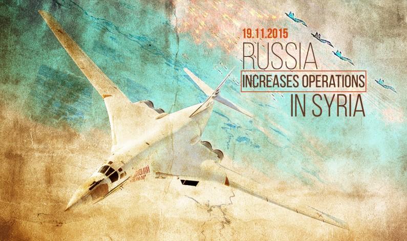 Breaking:  SouthFront: Syria-Iraq battlespace – Nov. 19, 2015