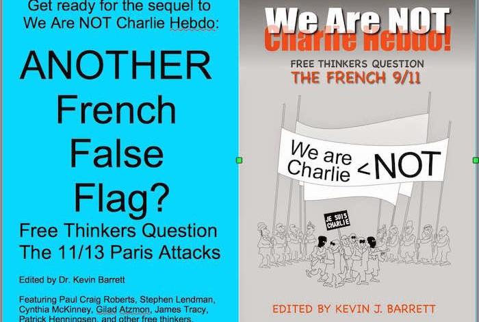 TRUTH JIHAD: 11/13 Another French false flag?