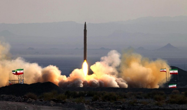 Rouhani orders Iran's missile program accelerated