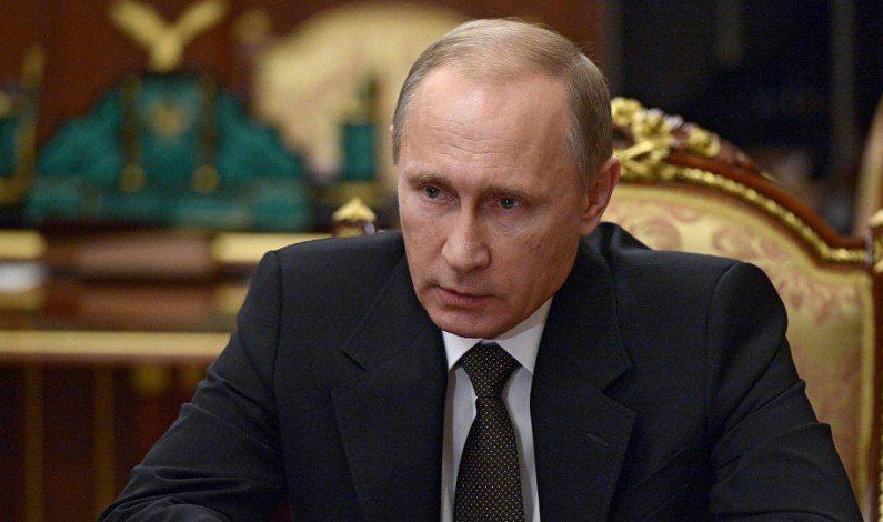 Putins next move on the grand chessboard?
