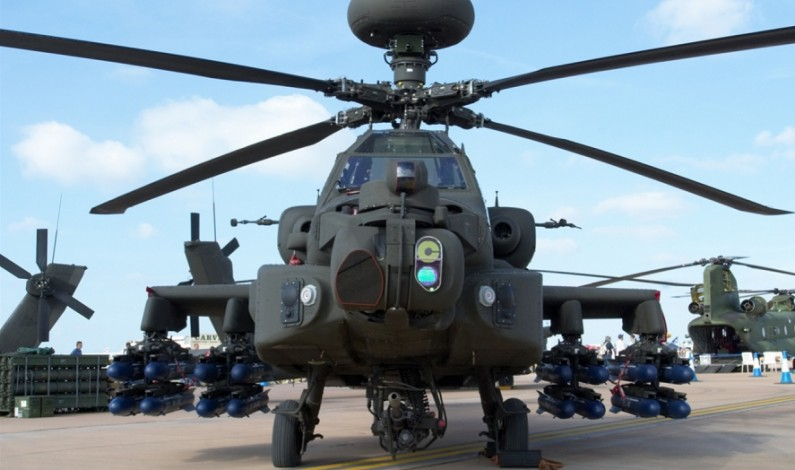 US to Deploy Combat Helicopters to Fight ISIS in Iraq