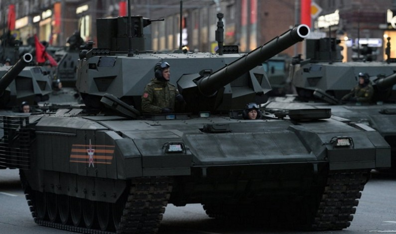 After-Christmas Sale: Russian T-14 Armata Tank to Hit Shelves in 2016