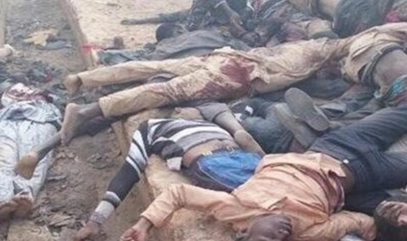 Nigerian Shiite Massacre, Pure Saudi-NATO Mischief