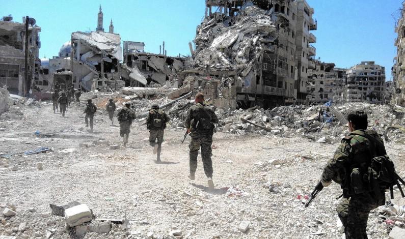SouthFront: Syria Battlespace – Dec. 2, 2015