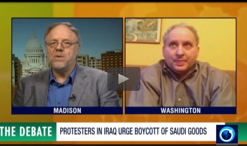 Zionist vs. anti-Zionist Debate: Why are Saudis burning down the Middle East?