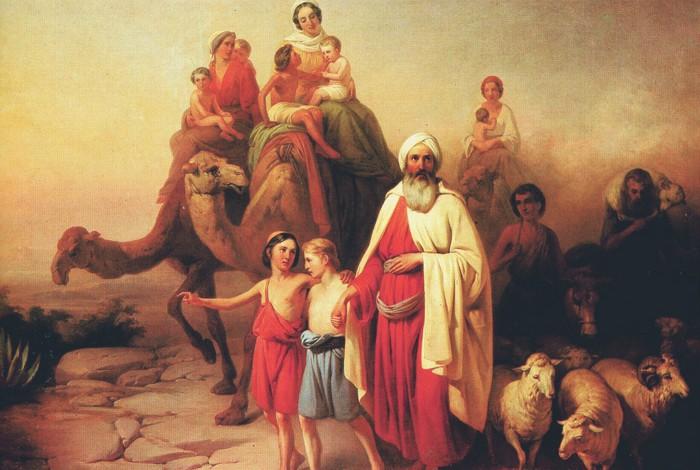 Abraham's Pharaoh was not King of Egypt