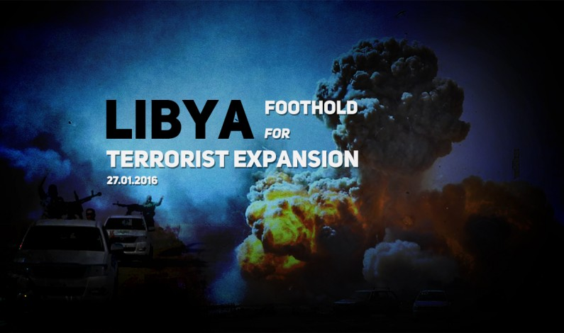 Foreign Policy Diary – Libya's Instability Threatens Regional Security