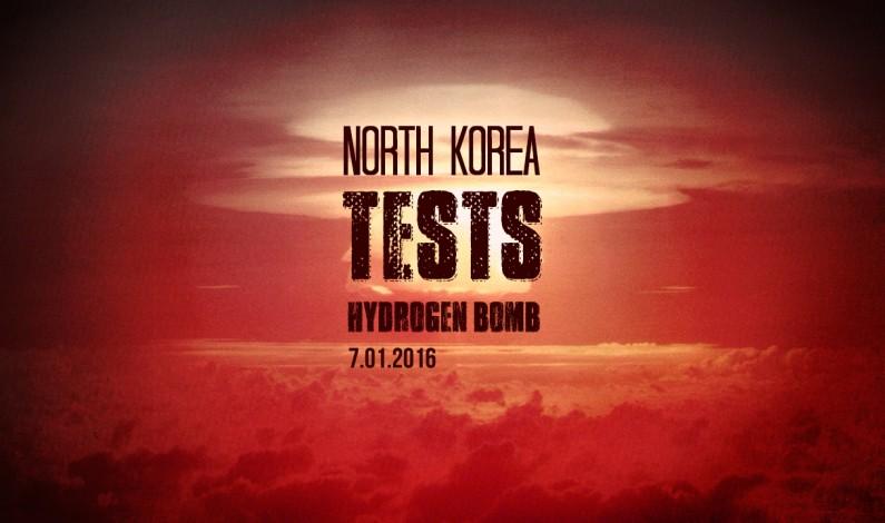SouthFront: North Korea Hydrogen Bomb Test