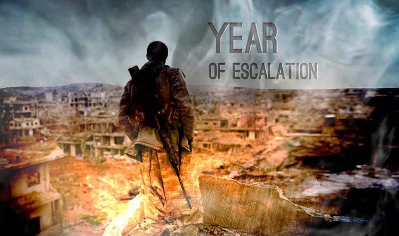 SouthFront: 2015, Year of Crisis Escalation. What expected in 2016?