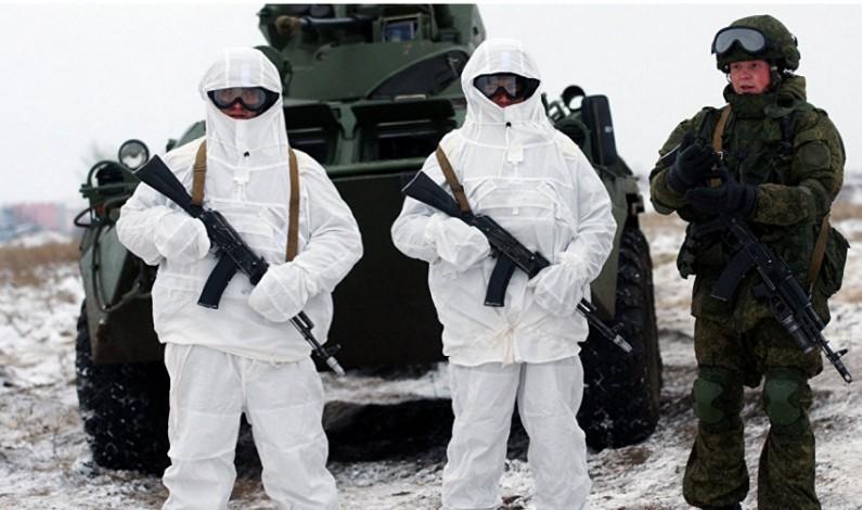 Russia Develops Advanced Ratnik-3 Combat Gear