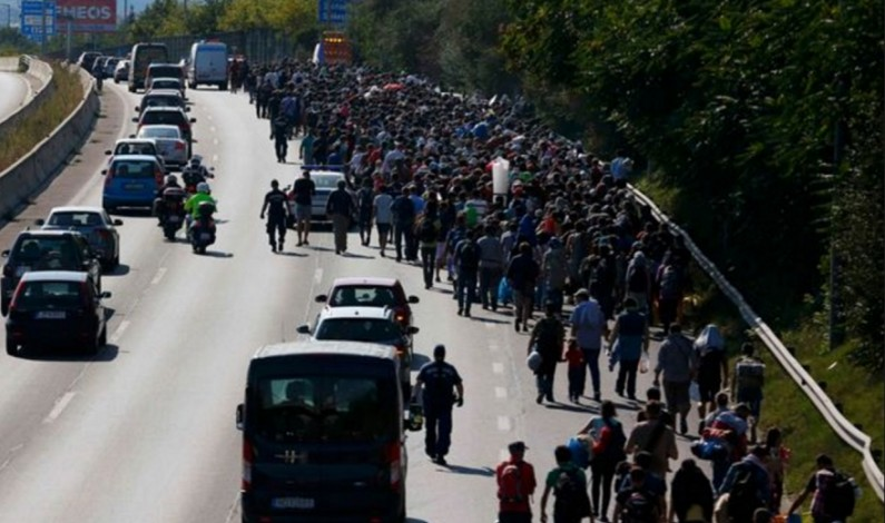 Austria Suspends Schengen, Imposes Border Control Amid Refugee Crisis