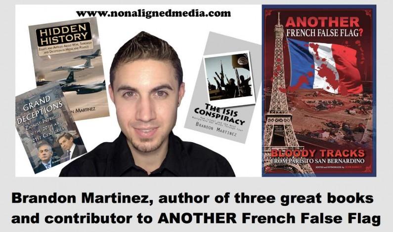 TRUTH JIHAD: Brandon Martinez on Charlie Hebdo anniversary false flag, Dr. John Morrow on Saudis vs. Iran