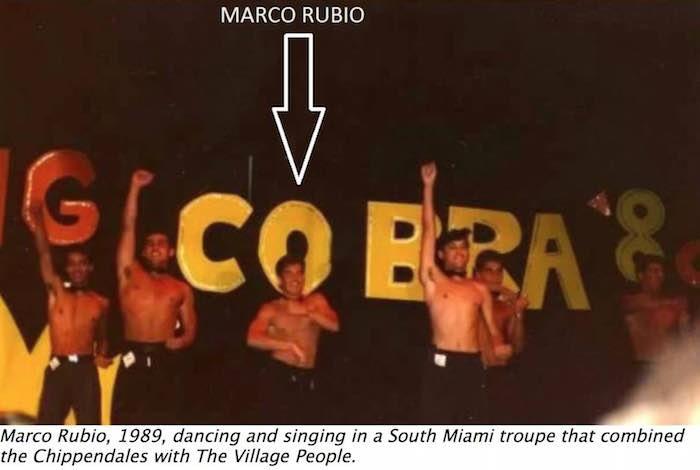 BREAKING! Khazarian Mafia stole Iowa – Marco Rubio owned by Lansky mob via gay orgies, cocaine