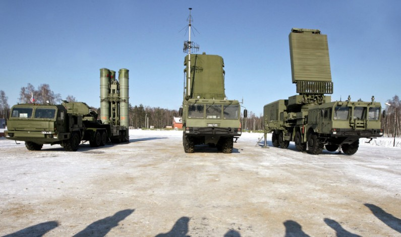 Russia's Cutting-Edge S-500 Missile System to Begin Tests This Year