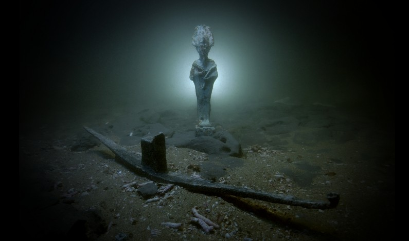 Osiris, Submerged Mysteries of Egypt at Insititut du Monde Arabe