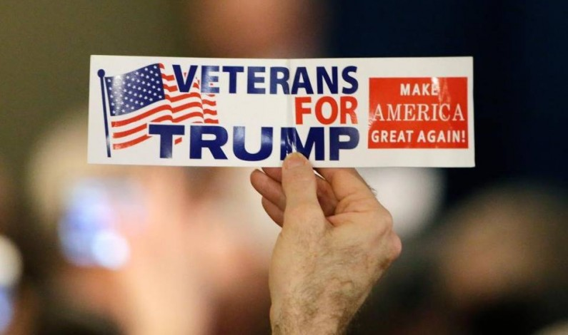 All candidates say they would help veterans. Who actually has a plan?