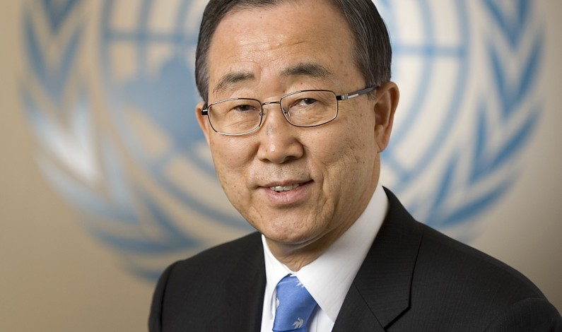 A letter from the 20 Human Rights Organizations to Ban Ki-moon