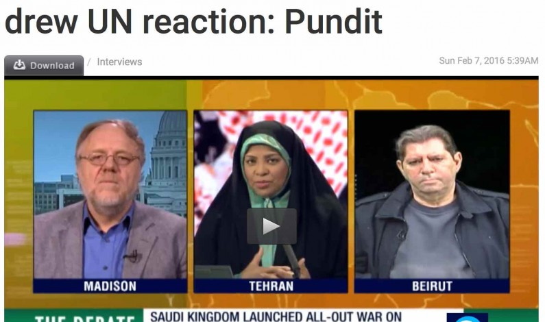 Press TV DEBATE: In which my pro-Saudi opponent finally blows up
