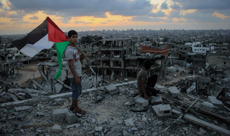Gaza, this 'poor desperate place': Waiting for the end?