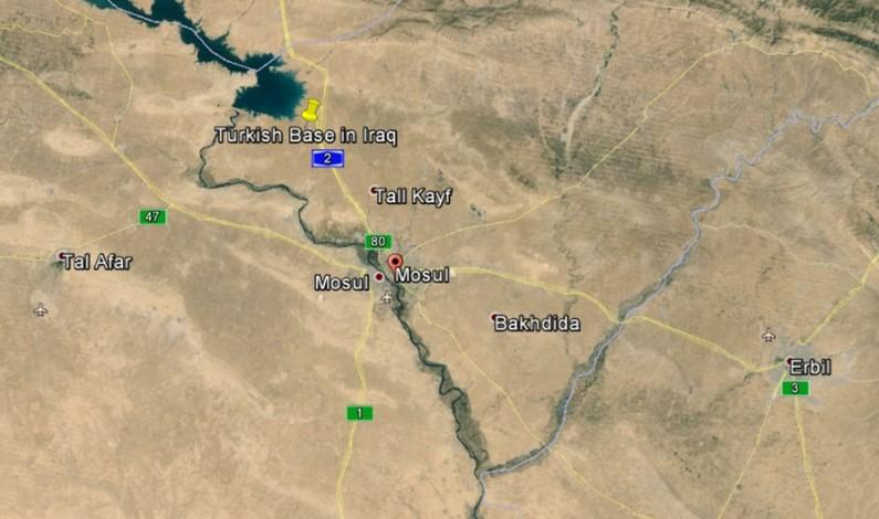 Drone strike kills ISIS military commander southwest of Kirkuk