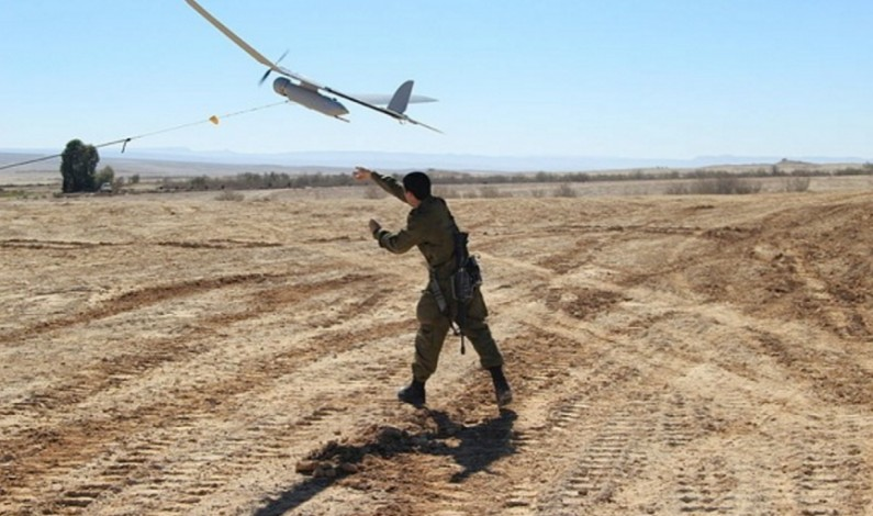 France Joins BDS Boycott of Israeli Weapons, Bans Elbit Drone