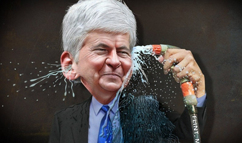 GOP Governor Rick Snyder May Face Long Prison Term in Mass Child Poisoning