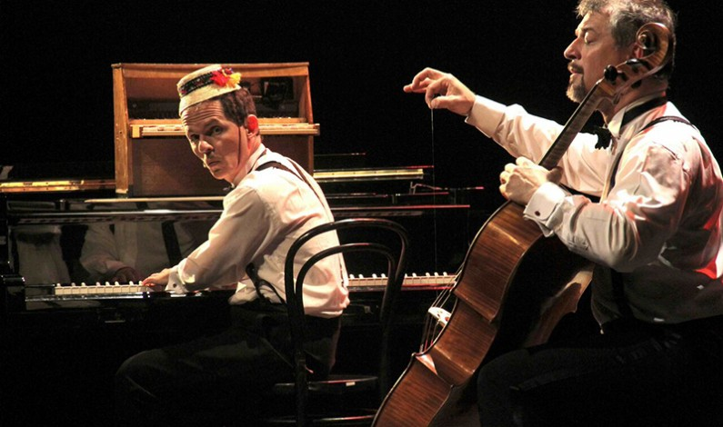Duel Opus 2  A Hilarious Musical Comedy at Théatre Palais Royal