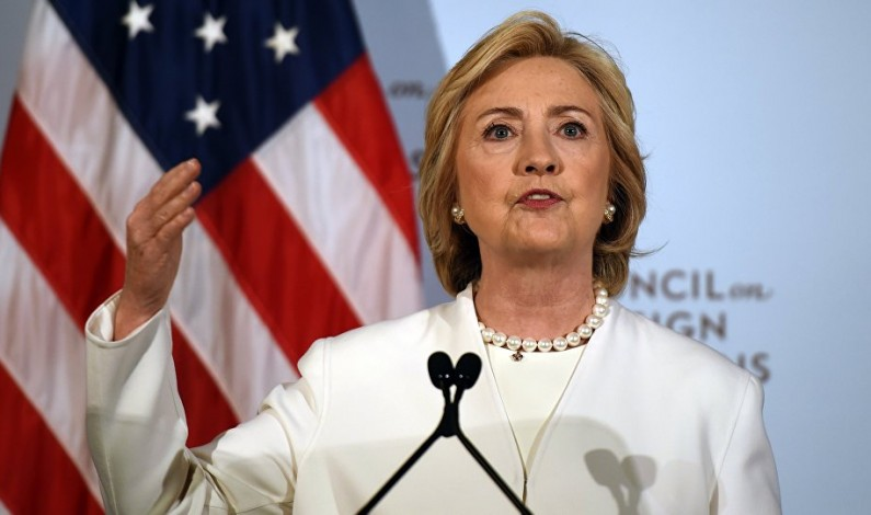 Rudy Giuliani nuts out on Hillary Clinton – NeoCons in panic?