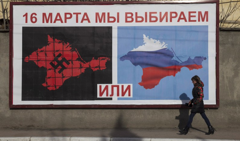 NEO – Crimea and Donbass – A Tale of Two Cities