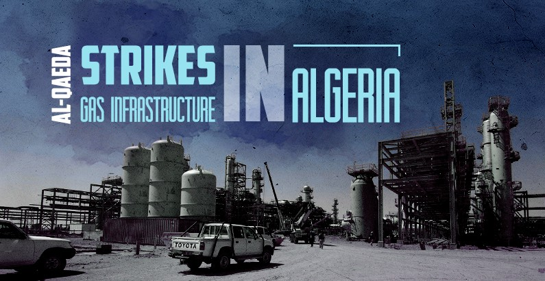SouthFront: Militants Threaten Oil And Gas Infrastructure in Algeria