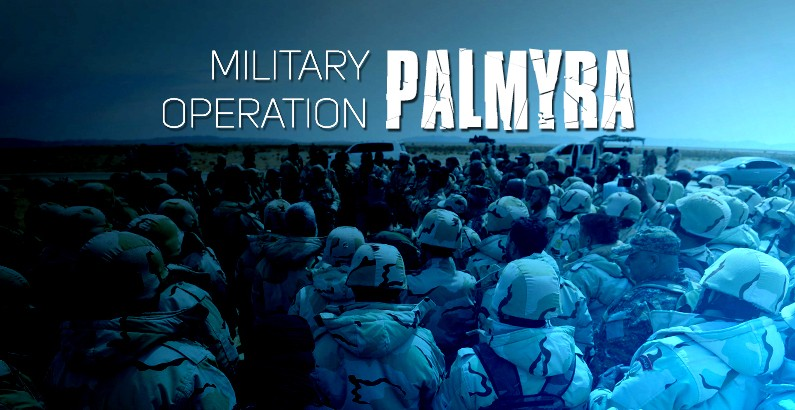 SouthFront: Studying Palmyra Operation
