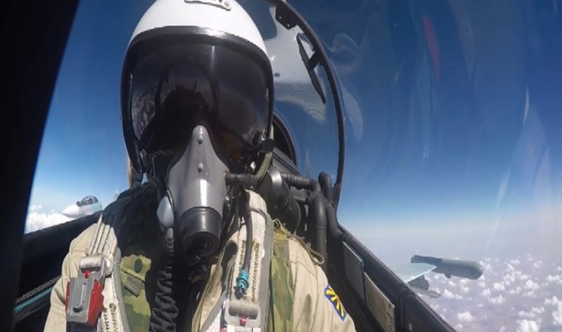 NEO – Russian Air Force Teaches its US Counterparts a Nasty Lesson in Syria