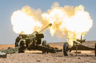 Will we be seeing artillery duels on the Syrian-Turkish border if Erdogan keeps shelling?
