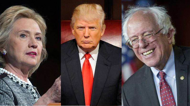 Clinton Fades, Trump Implodes And Bernie Shines