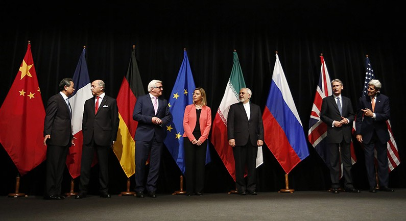 Islamic Iran: a guarantee for Middle-East stability
