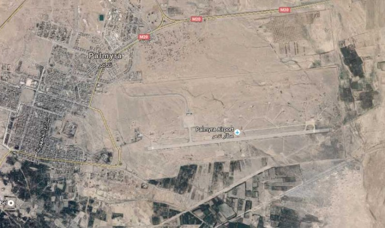 Syrian Army Purges Terrorists from Palmyra Airport