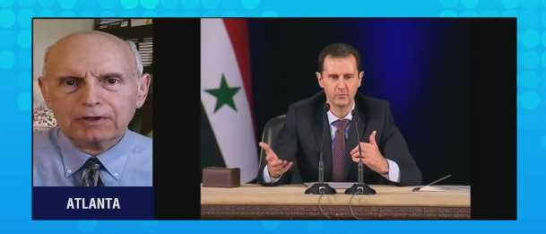 de Mistura stands up for Assad and the Syrian people