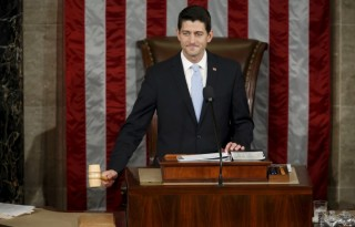 Speaker of the House Paul Ryan (R)
