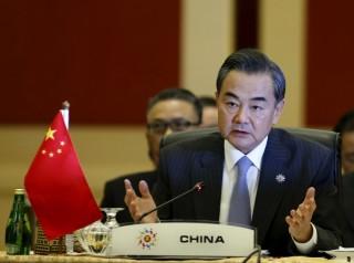 Cinese FM Wang Yi