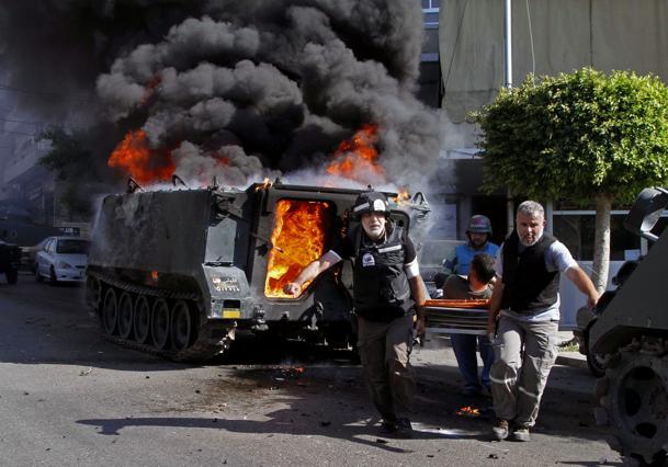 Destabilization of Lebanon has always been part of Israel's game plan