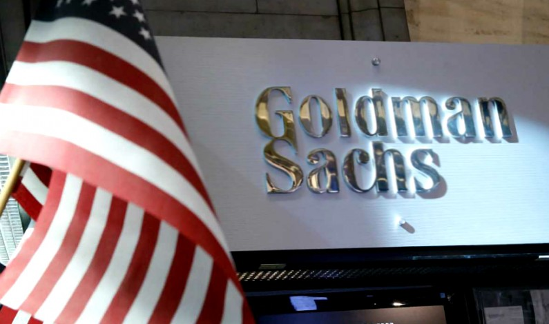 The People versus Goldman Sachs