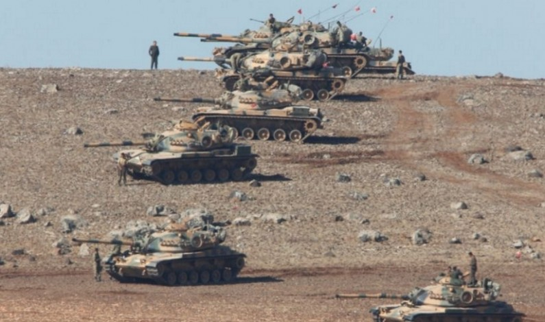 Turkey's Border Games with Ally…al Qaeda