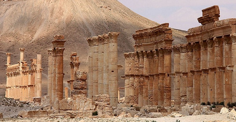 Syrian Government Forces Regain Control of Palmyra's Historic Area