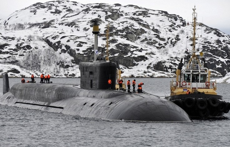 India may lease second nuclear submarine from Russia
